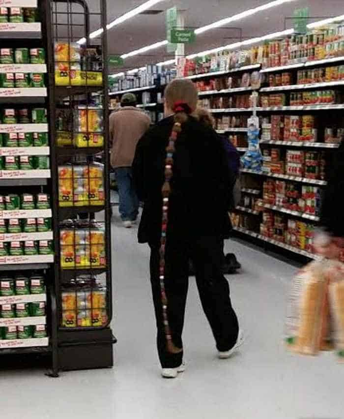 40 Hilarious People of Walmart That are on Another Level -21
