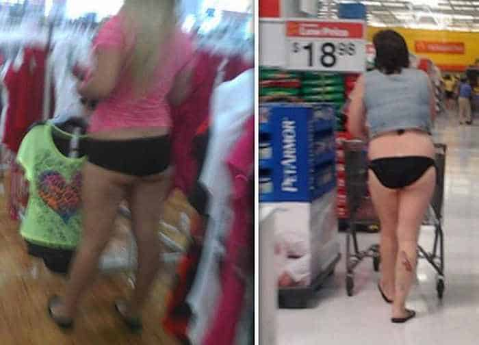 40 Hilarious People of Walmart That are on Another Level -35