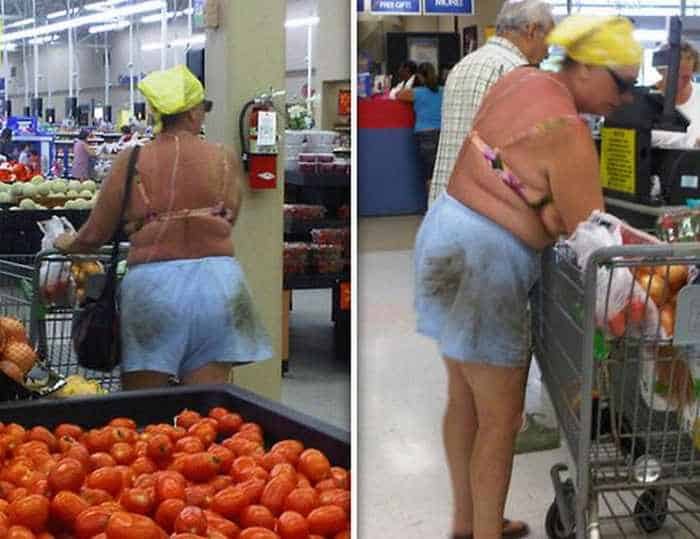 40 Hilarious People of Walmart That are on Another Level -40