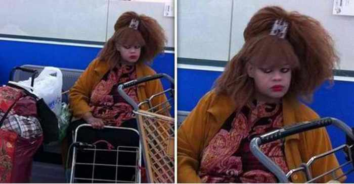 40 Funny Pics Of Most Ridiculous People Of Walmart -05
