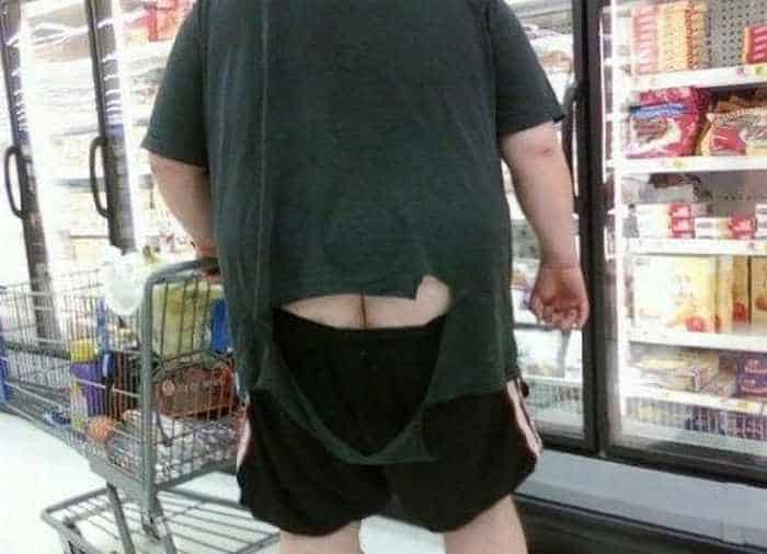 40 Funny Pics Of Most Ridiculous People Of Walmart -16