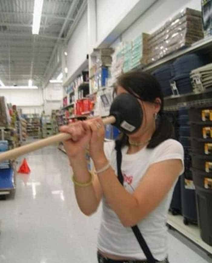 40 Funny Pics Of Most Ridiculous People Of Walmart -30
