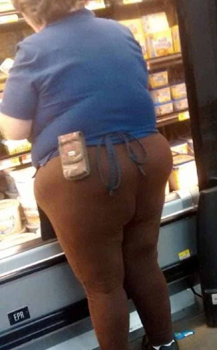 40 Funny Pics Of Most Ridiculous People Of Walmart -31