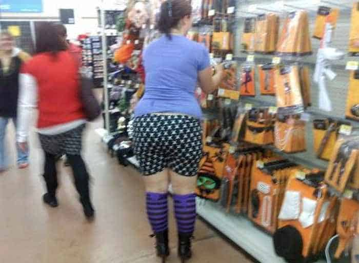 40 Funny Pics Of Most Ridiculous People Of Walmart -33