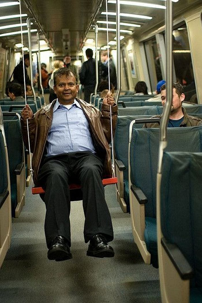 Most Ridiculous Subway Encounters That Will Make You LOL (29 Pics)-17