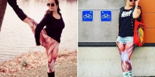 Muscles Leggings Is The Latest Fashion Trend To Shock Us Out (17 Pics)