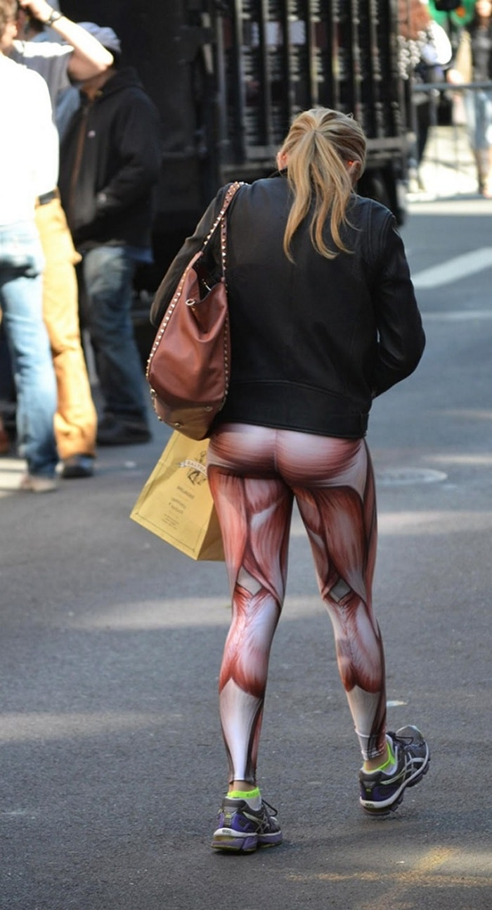 Muscles Leggings Is The Latest Fashion Trend To Shock Us Out (17 Pics)-13