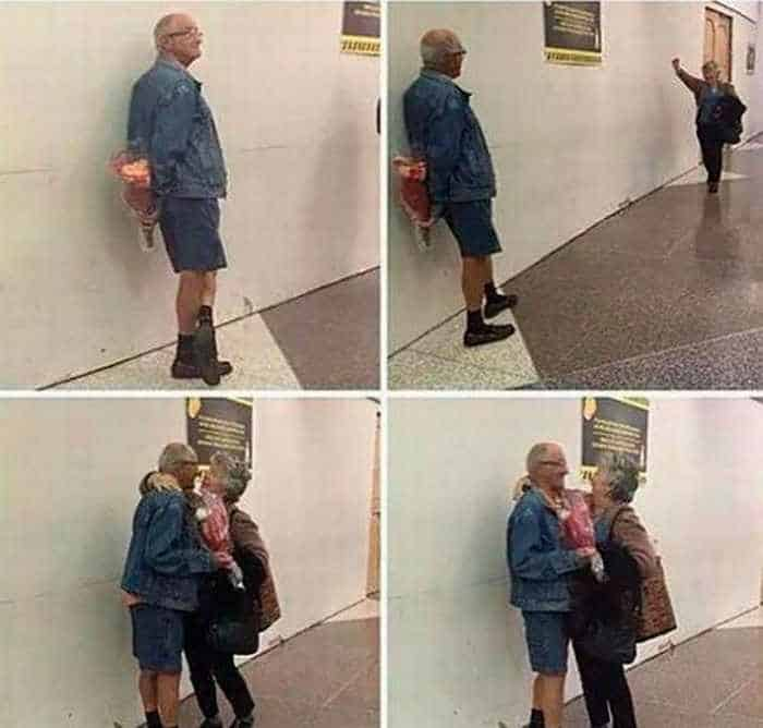 22 Old Age Couples That Are In Love -03