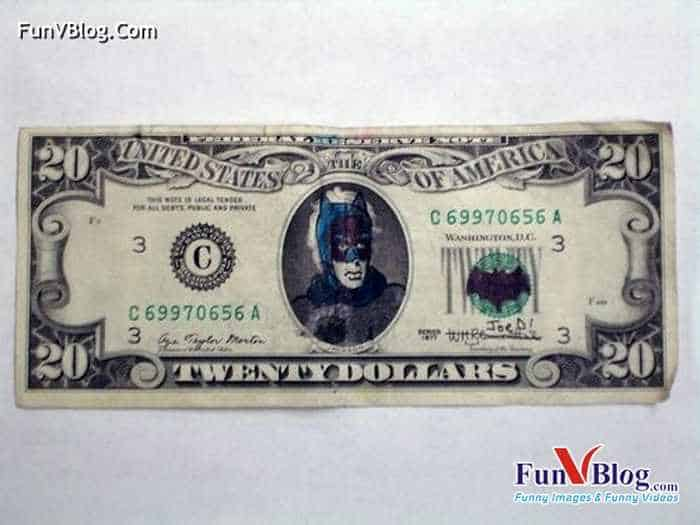 Hilarious And Funny Painted Dollars - 11 Pics -03