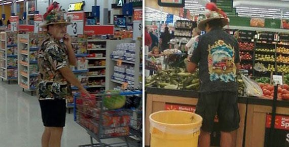 15 Funny People Of Walmart In Weird & Creative Outfits Will Make Your Day -05
