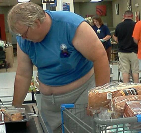 15 Funny People Of Walmart In Weird & Creative Outfits Will Make Your Day -07