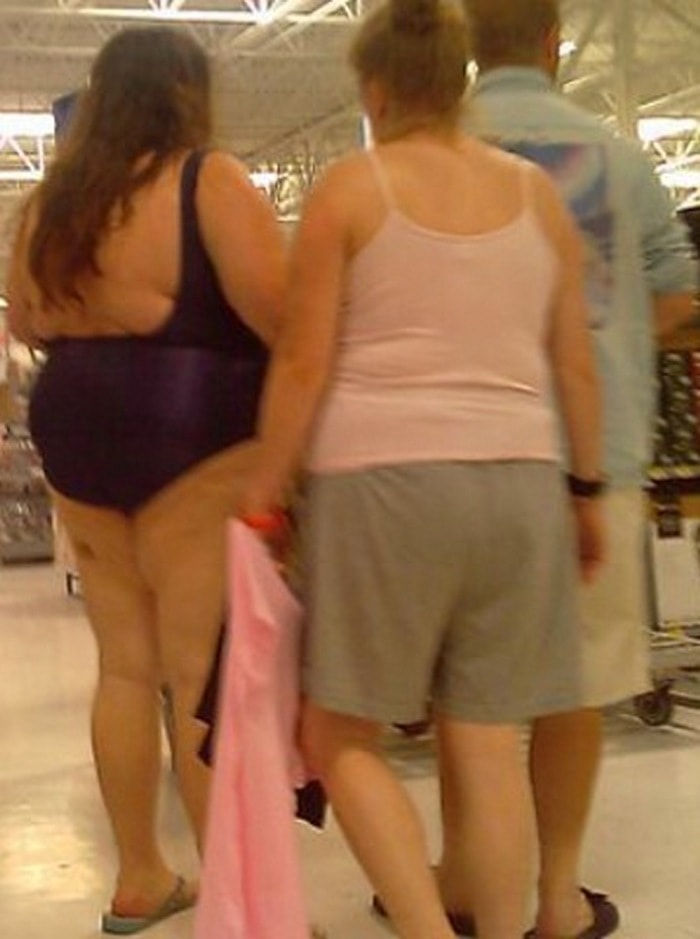 People Of Walmart That Are Too Ridiculous To Handle (100+ Pics)-12