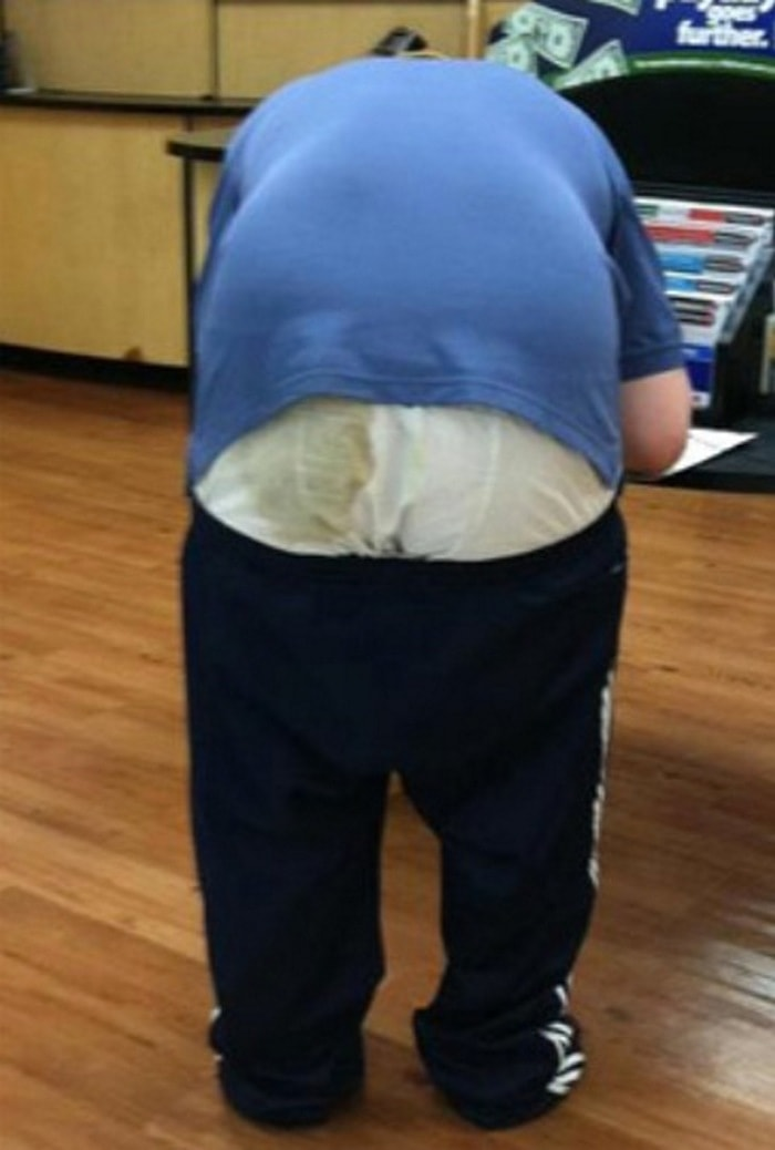 People Of Walmart That Are Too Ridiculous To Handle (100+ Pics)-18