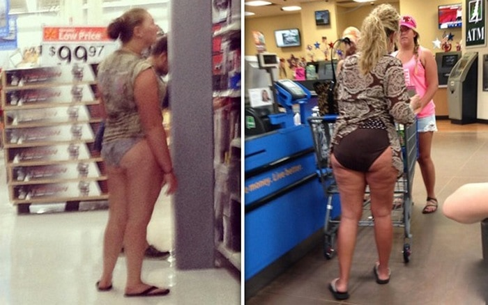 People Of Walmart That Are Too Ridiculous To Handle (100+ Pics)-60