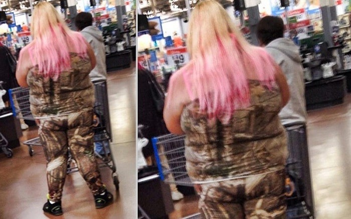 People Of Walmart That Are Too Ridiculous To Handle (100+ Pics)-71
