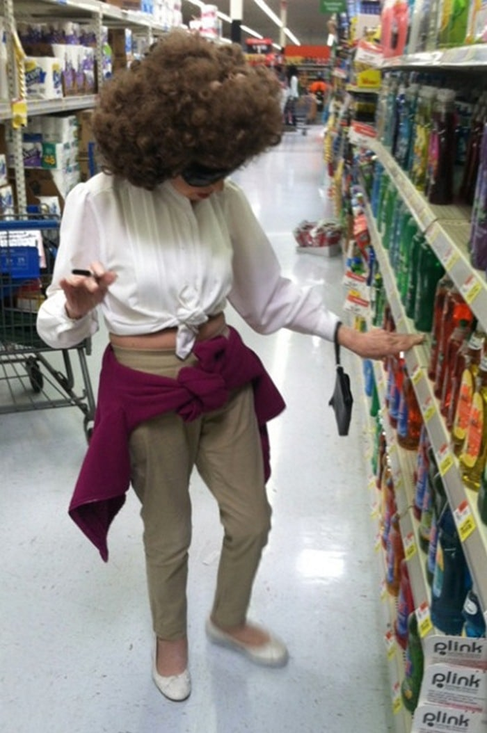 People Of Walmart That Are Too Ridiculous To Handle (100+ Pics)-78