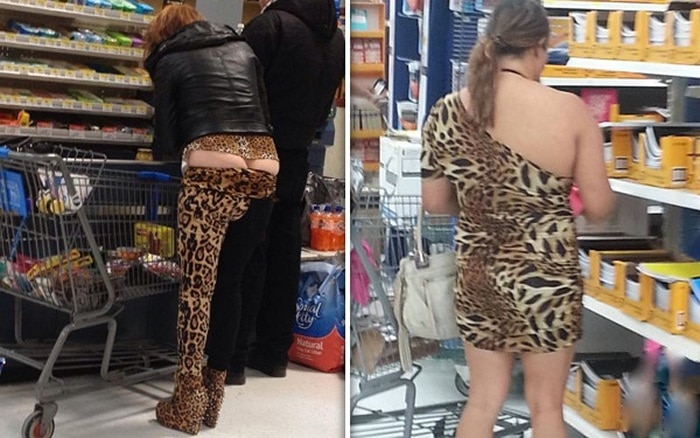 People Of Walmart That Are Too Ridiculous To Handle (100+ Pics)-85
