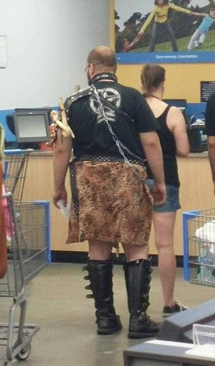 30 People of Walmart That Exist in Real Life -12