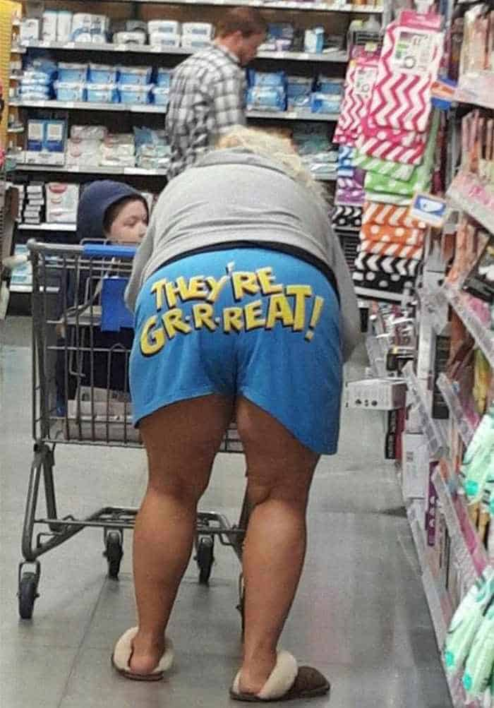 30 People of Walmart That Exist in Real Life -21