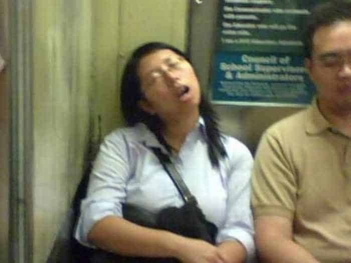 Meanwhile 30 Funny People Sleeping At Subway Will Make You LOL -03