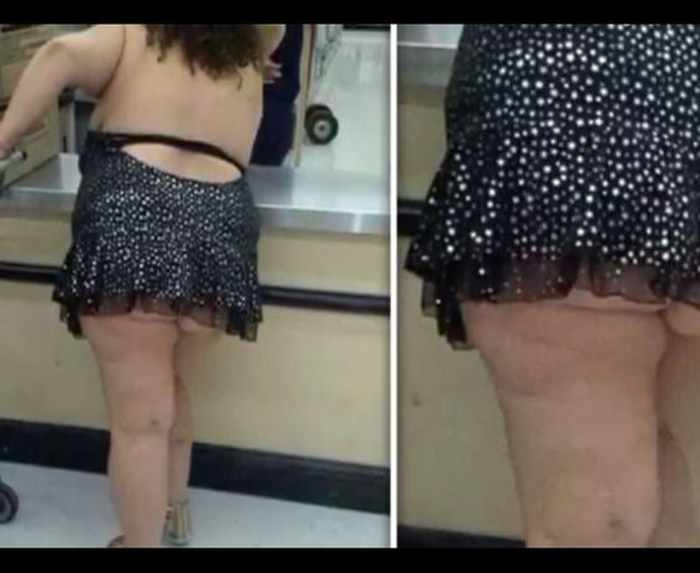 30 Ridiculous People of Walmart That are Extremely Weird to Handle -03