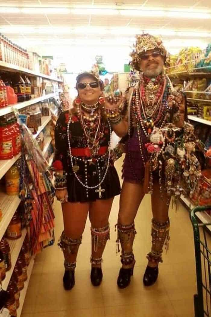 30 Ridiculous People of Walmart That are Extremely Weird to Handle -15