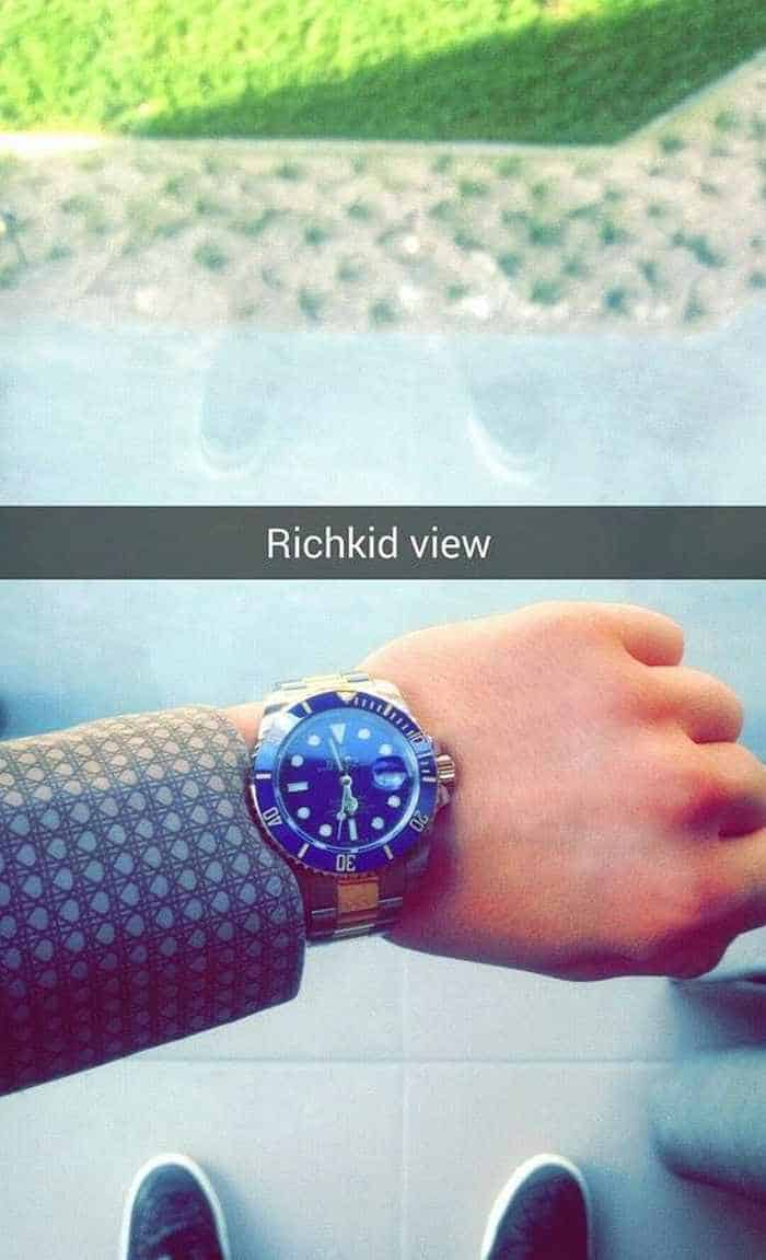 Rich Kids Of Snapchat Are Ruining My Day - 50 Pics -24