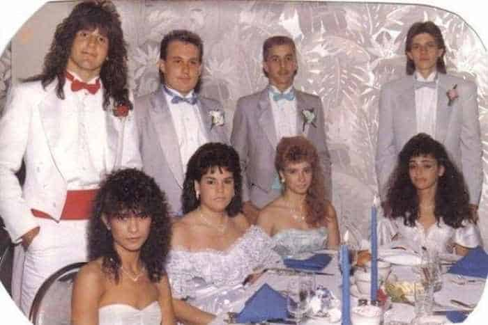 50 Ridiculous 80's Prom Photos That Will Make You Laugh -31