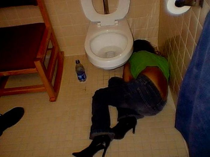 Ridiculous Drunk Girls That Are Totally Wasted (70 Photos)-12
