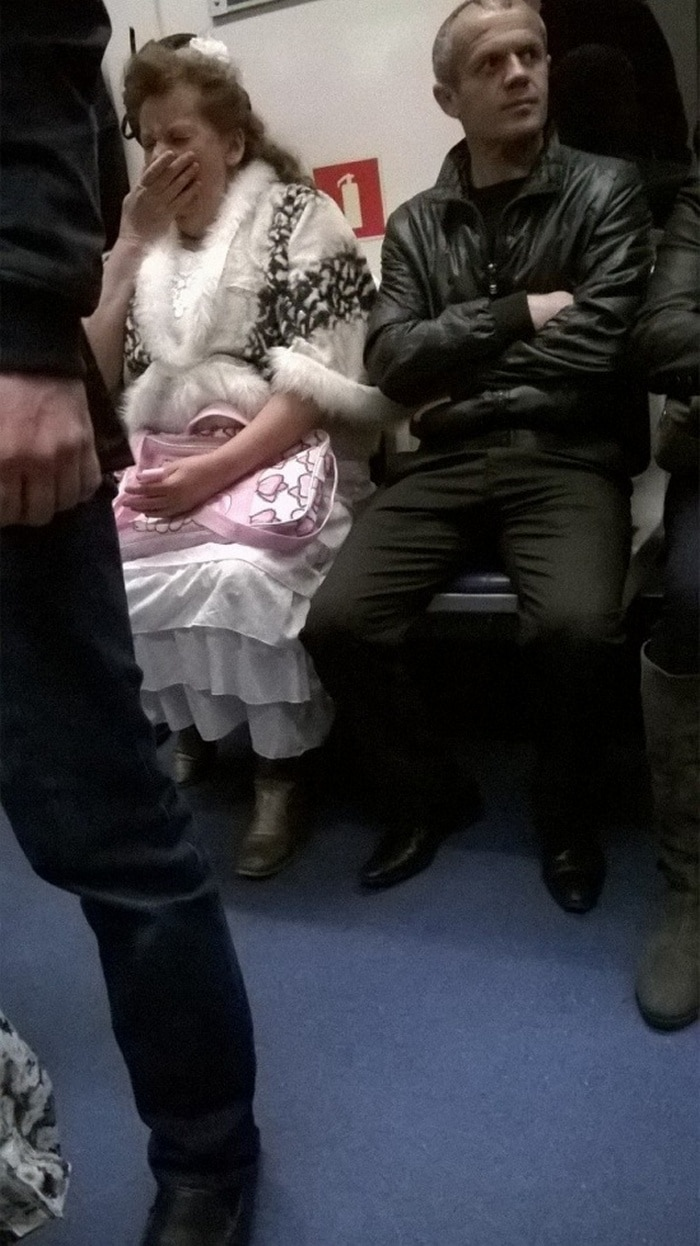 Ridiculous People In Subway That Will Make Your Day (36 Photos)-33