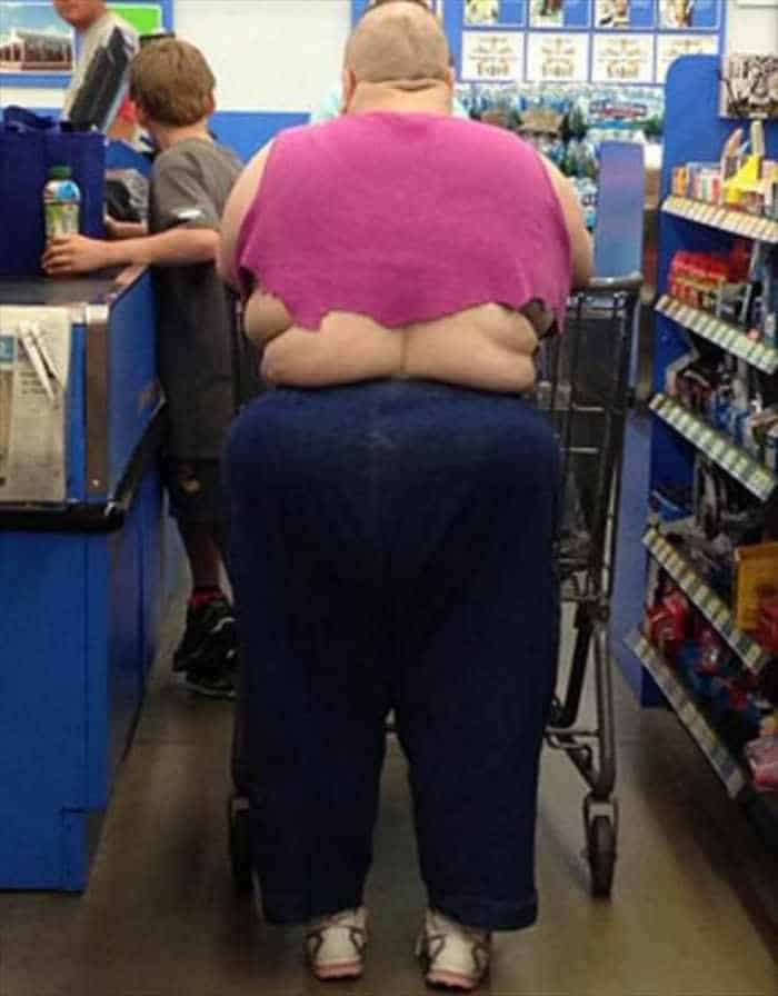 45 Funny Pics Of Most Ridiculous People Of Wal-Mart -05