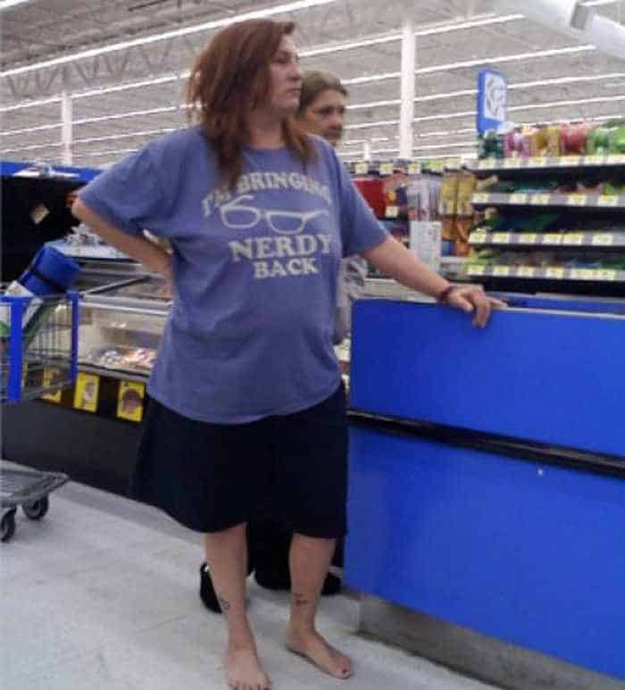 Most Ridiculous People Of Wal-Mart - 55 Pics -11