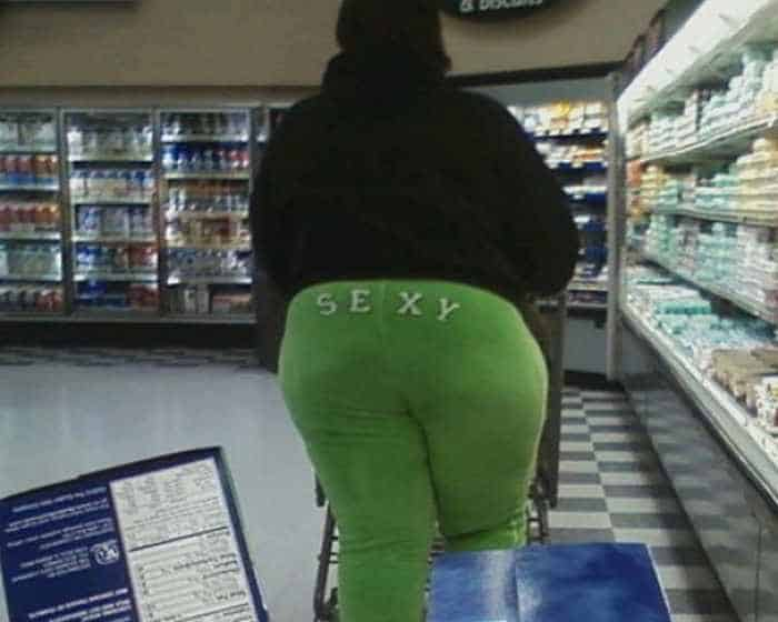 Most Ridiculous People Of Wal-Mart - 55 Pics -17