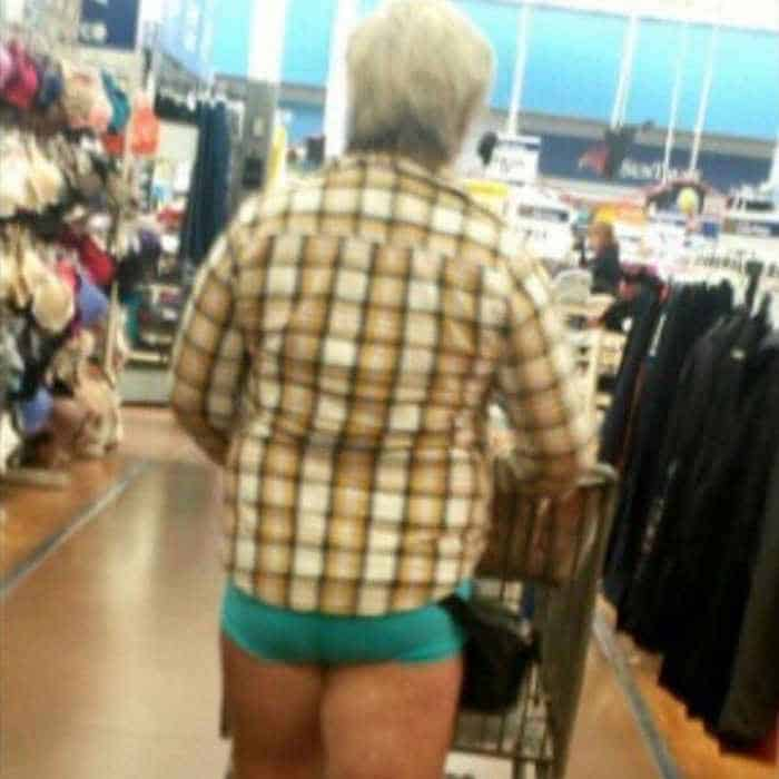 Most Ridiculous People Of Wal-Mart - 55 Pics -35