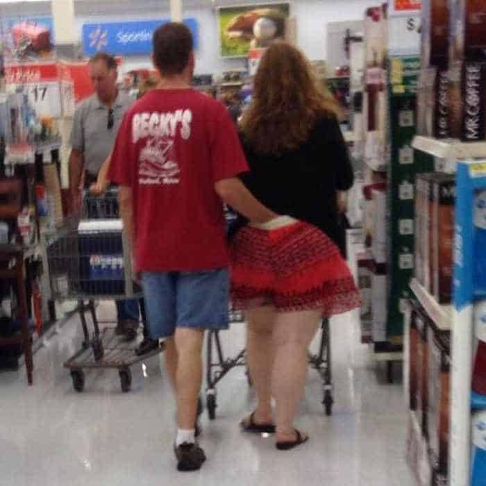 Most Ridiculous People Of Wal-Mart - 55 Pics -38