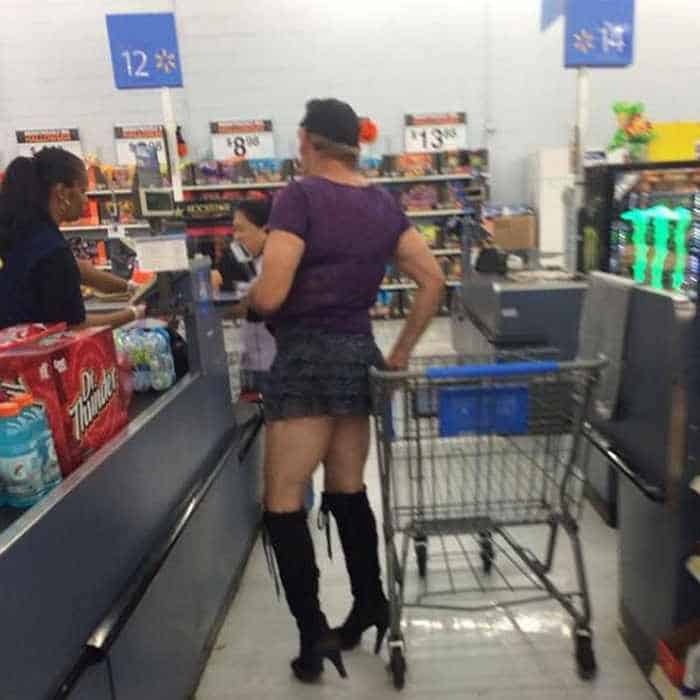 Most Ridiculous People Of Wal-Mart - 55 Pics -40