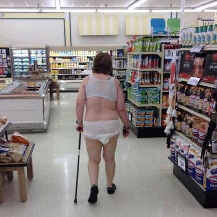 Most Ridiculous People Of Wal-Mart - 55 Pics -48