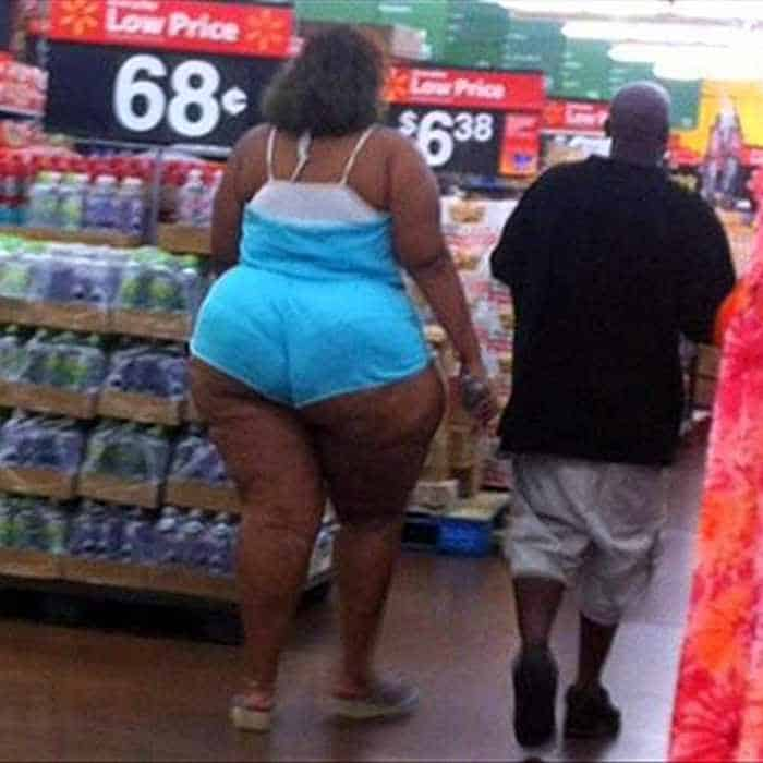 Most Ridiculous People Of Wal-Mart - 55 Pics -55