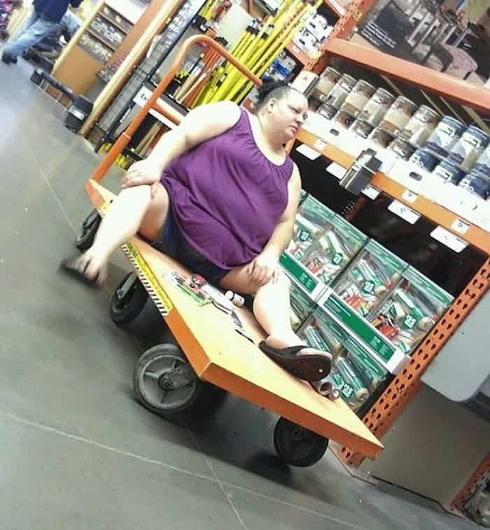 50 Ridiculous People of Walmart That Are on Another Level -26