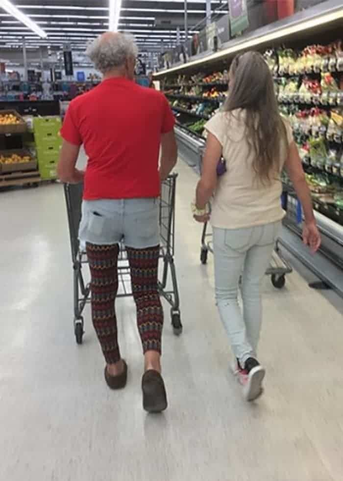 50 Ridiculous People of Walmart That Are on Another Level -29