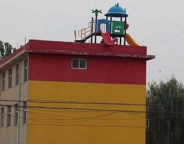 17 Pics of Ridiculous Playground in Russia That Will Make You LOL -05