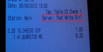 59 Strange Things That People Found Hiding on Receipts