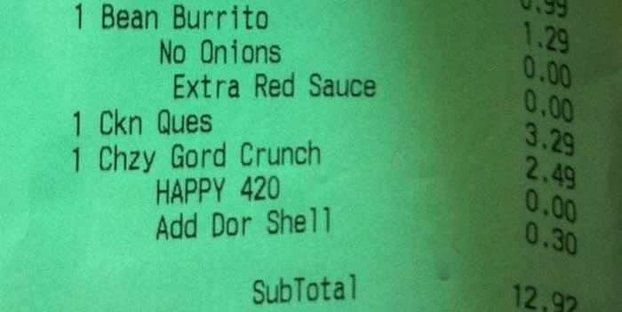 59 Strange Things That People Found Hiding on Receipts -05