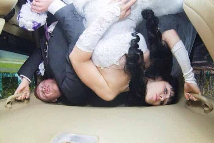 40 Ridiculous Photos of Russian Weddings That Are Hilarious -08