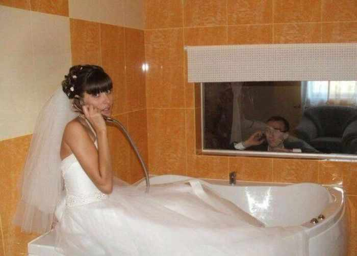 40 Ridiculous Photos of Russian Weddings That Are Hilarious -10