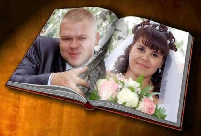 40 Ridiculous Photos of Russian Weddings That Are Hilarious -12