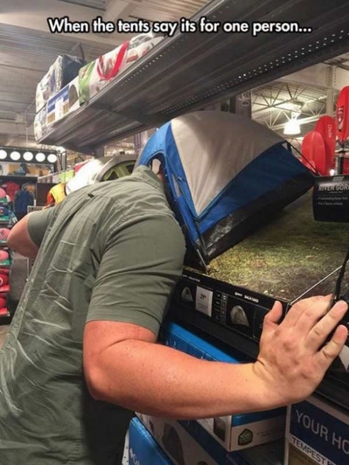 48 Ridiculous Walmart Shoppers Caught On Camera-41