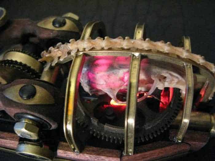 13 Funny Pictures of Steampunk Mouse -05