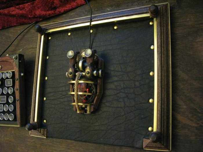 13 Funny Pictures of Steampunk Mouse -09