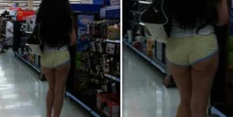 35 Funny And Strange People Seen In Walmart Stores